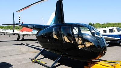A picture of GHALS - Robinson R44 Raven II - [11639] - © David Cook