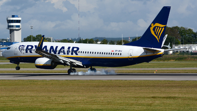 SP-RKV - Boeing 737-8AS - Ryanair Sun