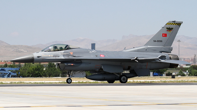 94-0096 - Lockheed Martin F-16C Fighting Falcon - Turkey - Air Force