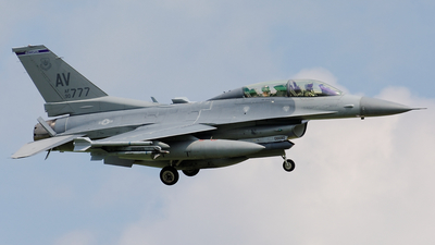 90-0777 - Lockheed Martin F-16D Fighting Falcon - United States - US Air Force (USAF)