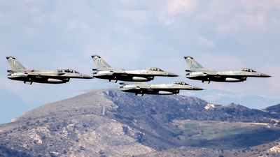 028 - Lockheed Martin F-16D Fighting Falcon - Greece - Air Force