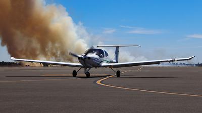 N877BR - Diamond DA-40 Diamond Star - EVA Flight Training Academy