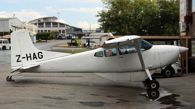 Z-HAG - Cessna 185 Skywagon - Private
