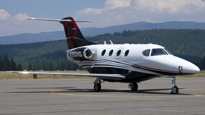 A picture of N390HG - Beech 390 Premier IA - [RB283] - © Michael Rodeback