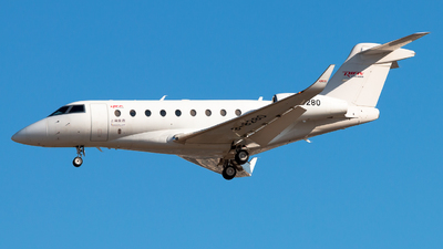 B-8280 - Gulfstream G280 - Deer Jet