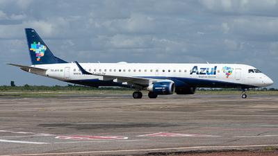 A picture of PRAYK - Embraer E195AR - Azul Linhas Aereas - © Tiago Quirino