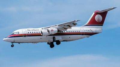 I-FLRU - British Aerospace BAe 146-200 - Meridiana