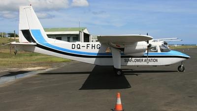 DQ-FHG - Britten-Norman BN-2B-26 Islander - Sunflower Aviation