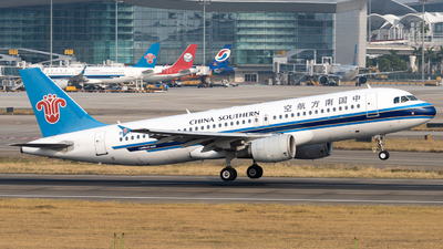 B-6293 - Airbus A320-214 - China Southern Airlines