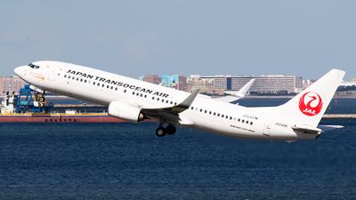 JA04RK - Boeing 737-8Q3 - Japan TransOcean Air (JTA)