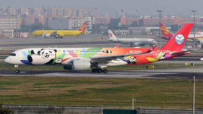 B-306N - Airbus A350-941 - Sichuan Airlines
