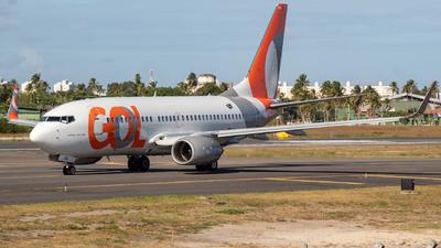 A picture of PRGEQ - Boeing 7377K5 - GOL Linhas Aereas - © Henrique Pessoa