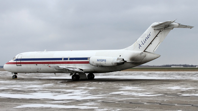 N112PS - McDonnell Douglas DC-9-15(F) - Sky Way