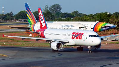 PR-MYS - Airbus A320-214 - TAM Linhas Aéreas