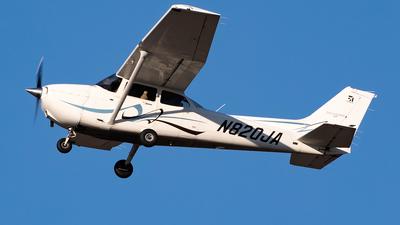 N820JA - Cessna 172S Skyhawk SP - Private