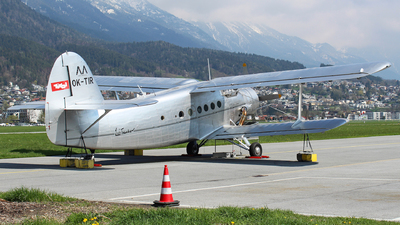 OK-TIR - PZL-Mielec An-2 - Private
