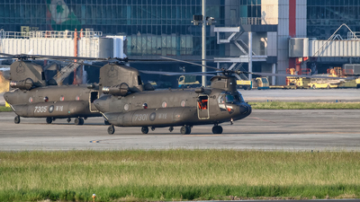 7301 - Boeing CH-47SD Chinook - Taiwan - Army