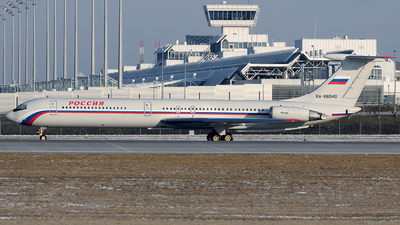 RA-86540 - Ilyushin IL-62M - Russia - State Transport Company