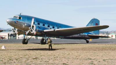VH-ABR - Douglas DC-3 - Australian National Airways (ANA)