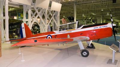 WP962 - De Havilland Canada Chipmunk T.10 - United Kingdom - Royal Air Force (RAF)