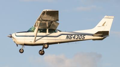 N64305 - Cessna 172M Skyhawk II - Private