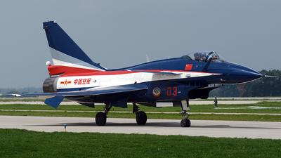03 - Chengdu J10AY - China - Air Force