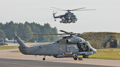 3545 - Kaman SH-2G Super Seasprite - Poland - Navy