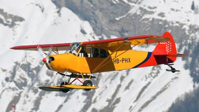 A picture of HBPHX - Piper PA18180M Super Cub - [188431] - © Paul Denton