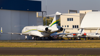 A picture of PRVDR - Bombardier Global Express - [9018] - © Lucas Gabardo