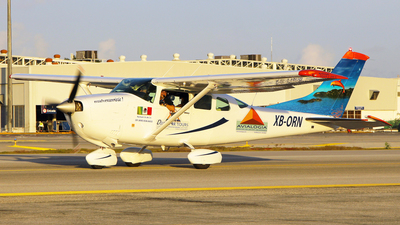 XB-ORN - Cessna U206G Stationair - Dolphin Air Tours - Avialogia