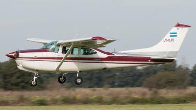 LV-OJC - Cessna R182 Skylane RG II - Private