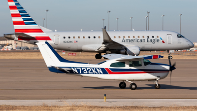 N732KN - Cessna 210M Centurion II - Private