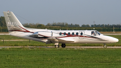 N987CJ - Cessna S550 Citation SII - Private