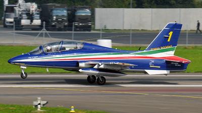 MM54479 - Aermacchi MB-339PAN - Italy - Air Force