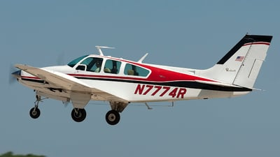 N7774R - Beechcraft 95-B55 Baron - Private