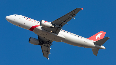 SU-AAE - Airbus A320-214 - Air Arabia Egypt