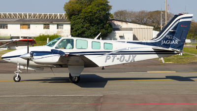 PT-OJX - Beechcraft 58 Baron - Private