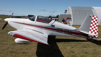 ZK-WLL - Vans RV-7 - Private