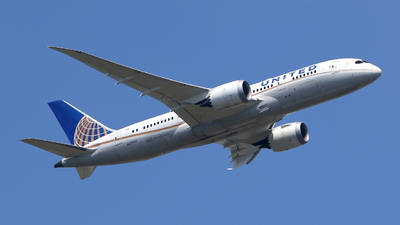 A picture of N27908 - Boeing 7878 Dreamliner - United Airlines - © kouyagi