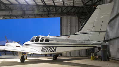N217CA - Beechcraft 58 Baron - Private