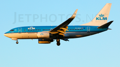 PH-BGD - Boeing 737-7K2 - KLM Royal Dutch Airlines