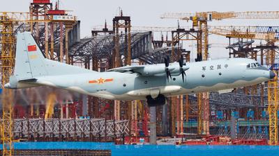 10151 - Shaanxi Y-9 - China - Air Force