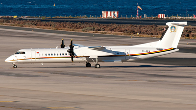 D2-EEA - Bombardier Dash 8-Q402 - Angola - Air Force