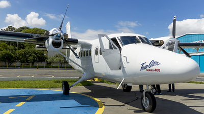 A picture of CGVOT - Viking DHC6400 Twin Otter -  - © Luis Alberto Neves