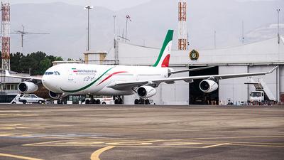 EP-IGA - Airbus A340-313X - Iran - Government