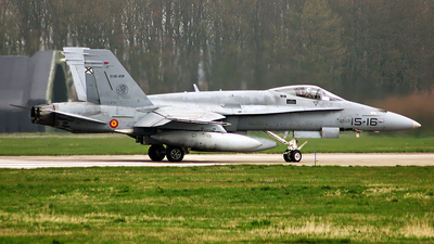 C.15-29 - McDonnell Douglas EF-18M Hornet - Spain - Air Force