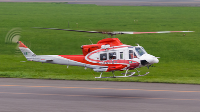 JA6775 - Bell 412EP - Japan - Hokkaido Government
