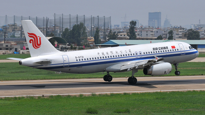 B-6731 - Airbus A320-232 - Air China