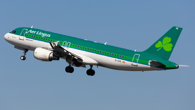 A picture of EIDVE - Airbus A320214 - Aer Lingus - © Thomas Ernst