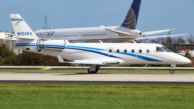 N101RX - Gulfstream G150 - Private